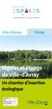 plaquette Rigoles et étangs de Ville d'Avray