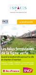 plaquette Talus ferroviaires ligne verte