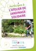 Plaquette de l'atelier de jardinage solidaire