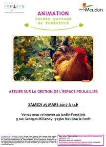 Poulailler Forestois