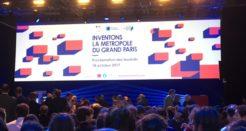 Inventons la Métropole du Grand Paris : dossier de presse et exposition